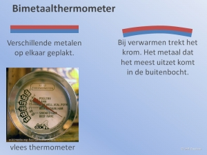 Bimetaalthermometer