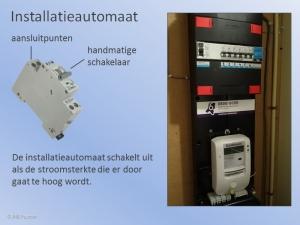 Huisinstallatie Installatieautomaat