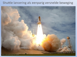 Shuttle Lancering